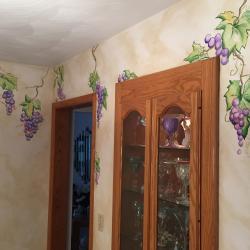 Whimsical Vine & Wine Kitchen