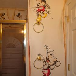 A Disney (Custom) Sketchbook Bathroom