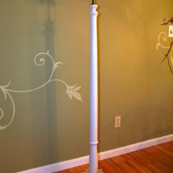 Floor lamp ~ BEFORE