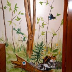 Woodland Kitchen - Details