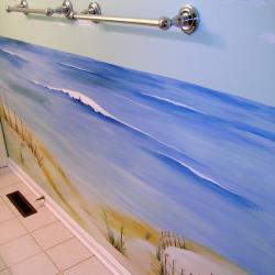 Beach Side Bathroom