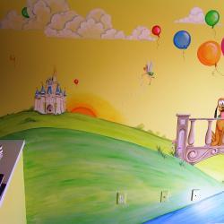 Lola's Disney Room